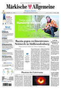 Märkische Allgemeine Prignitz Kurier - 11. April 2019