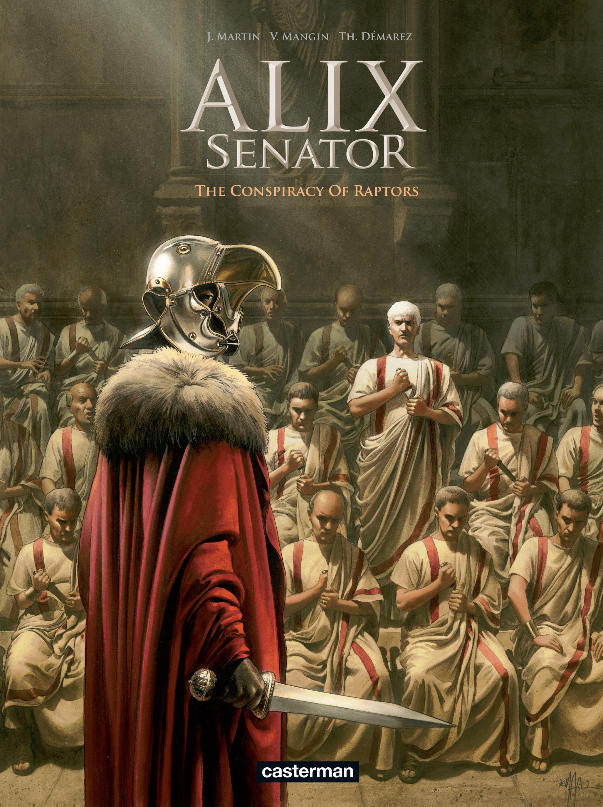 Alix Senator 03 - The Conspiracy Of Raptors (2014) (Scanlation) (phillywilly-Vee