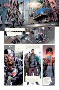 DC Comics DCeased 001 Preview