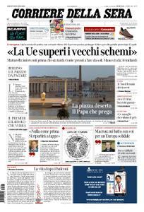 Corriere della Sera – 28 marzo 2020