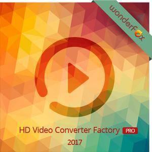 WonderFox HD Video Converter Factory Pro 13.4 Portable