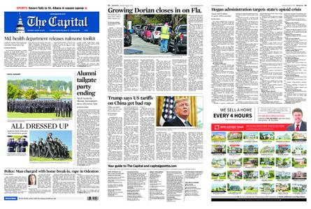 The Capital – August 31, 2019