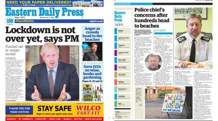 Eastern Daily Press – May 11, 2020