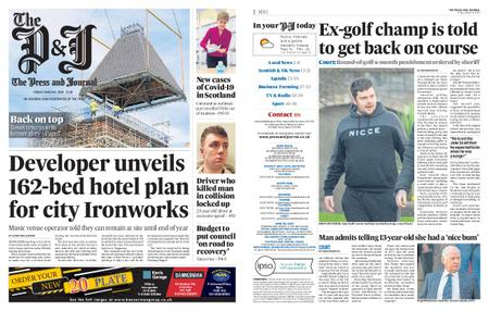 The Press and Journal Moray – March 06, 2020