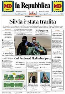 la Repubblica - 11 Maggio 2020
