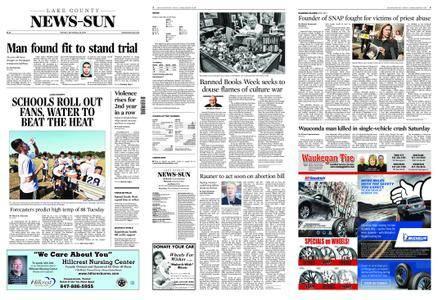 Lake County News-Sun – September 26, 2017