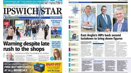 Ipswich Star – November 03, 2020