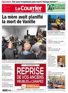 Le Courrier de l'Ouest Nord Anjou – 11 février 2020