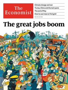 The Economist Middle East and Africa Edition – 25 May 2019