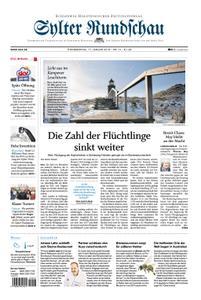 Sylter Rundschau - 17. Januar 2019