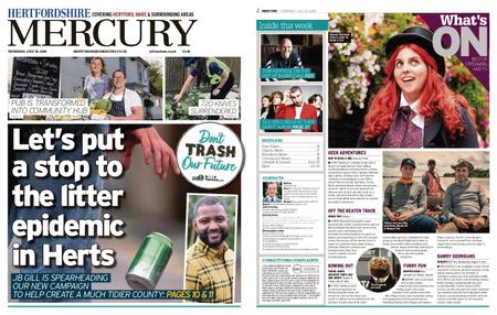 Hertfordshire Mercury – July 30, 2020