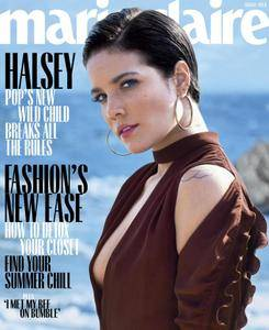 Marie Claire USA - August 2018