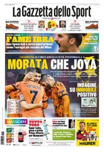 La Gazzetta dello Sport Bergamo – 05 novembre 2020