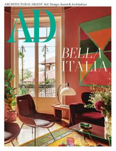 AD Architectural Digest Germany - September 2021