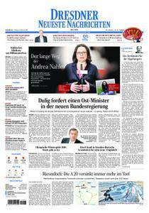 Dresdner Neueste Nachrichten - 09. Februar 2018