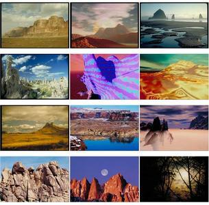 Corel Professional Photos - Alien Landscapes
