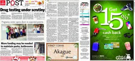 The Guam Daily Post – May 05, 2019