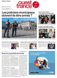 Ouest-France Édition France – 22 janvier 2020