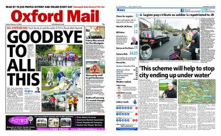 Oxford Mail – February 09, 2018