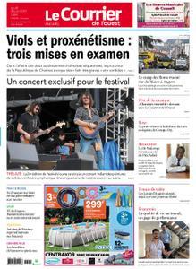 Le Courrier de l'Ouest Angers – 20 juin 2019