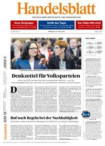 Handelsblatt - 27. Mai 2019