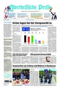 Oberhessische Presse Marburg/Ostkreis - 27. Mai 2019