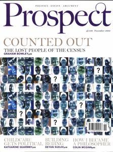 Prospect Magazine - November 2003