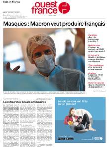 Ouest-France Édition France – 01 avril 2020