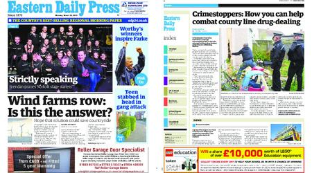 Eastern Daily Press – March 25, 2019