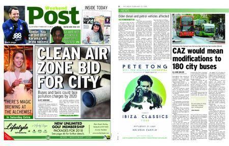 Nottingham Post – February 10, 2018
