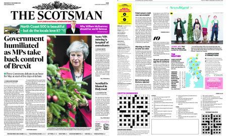 The Scotsman – December 05, 2018