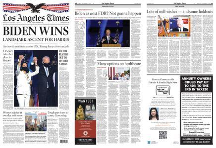 Los Angeles Times – November 08, 2020