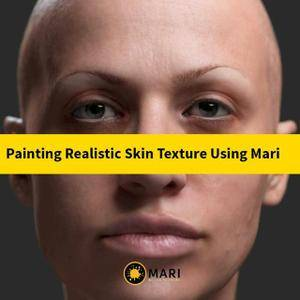 Painting a Realistic Skin Texture Using Mari By Henrique Campanha