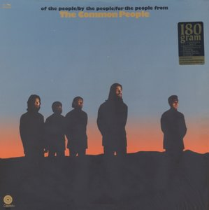 The Common People ‎- Of The People... (1969) US 180g Pressing - LP/FLAC In 24bit/96kHz