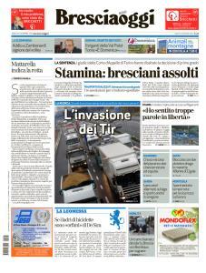 Brescia Oggi - 22 Giugno 2019