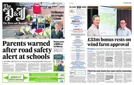 The Press and Journal Moray – March 26, 2019