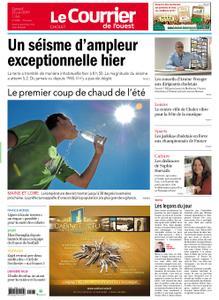 Le Courrier de l'Ouest Cholet – 22 juin 2019