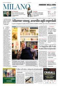 Corriere della Sera Milano - 25 Novembre 2017