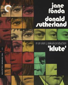 Klute (1971) + Extras [The Criterion Collection]