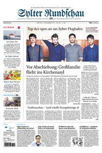 Sylter Rundschau - 15. Dezember 2017