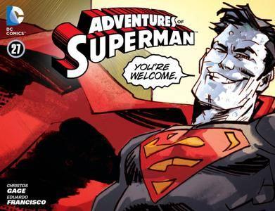 Adventures of Superman 027 2013 Digital