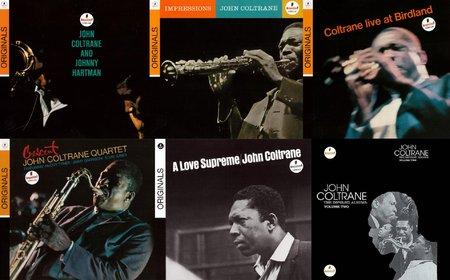 John Coltrane - The Impulse! Albums: Volume Two (2008) [5CD] {Verve Originals Series Remaster} [Repost]
