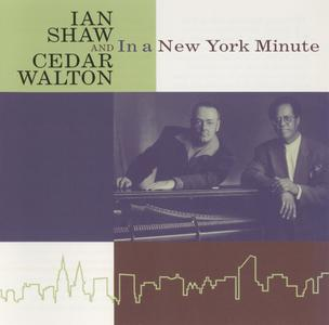 Ian Shaw & Cedar Walton - In a New York Minute (1999) {Milestone MCD-9297-2}