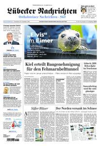 Lübecker Nachrichten Ostholstein Süd - 29. Dezember 2018