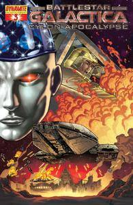 Battlestar Galactica - Cylon Apocalypse 003 2007 4 Covers Digital