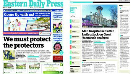 Eastern Daily Press – February 12, 2018