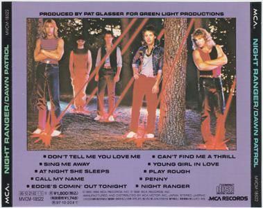 Night Ranger - Dawn Patrol (1982)