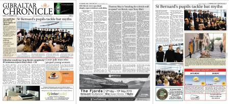 Gibraltar Chronicle – 07 December 2018