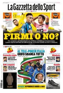 La Gazzetta dello Sport Roma – 12 novembre 2020