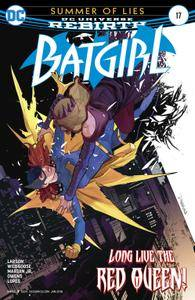 Batgirl 017 2018 2 covers Digital Zone-Empire